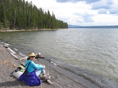 Shoshone Lake, Yellowstone National Park